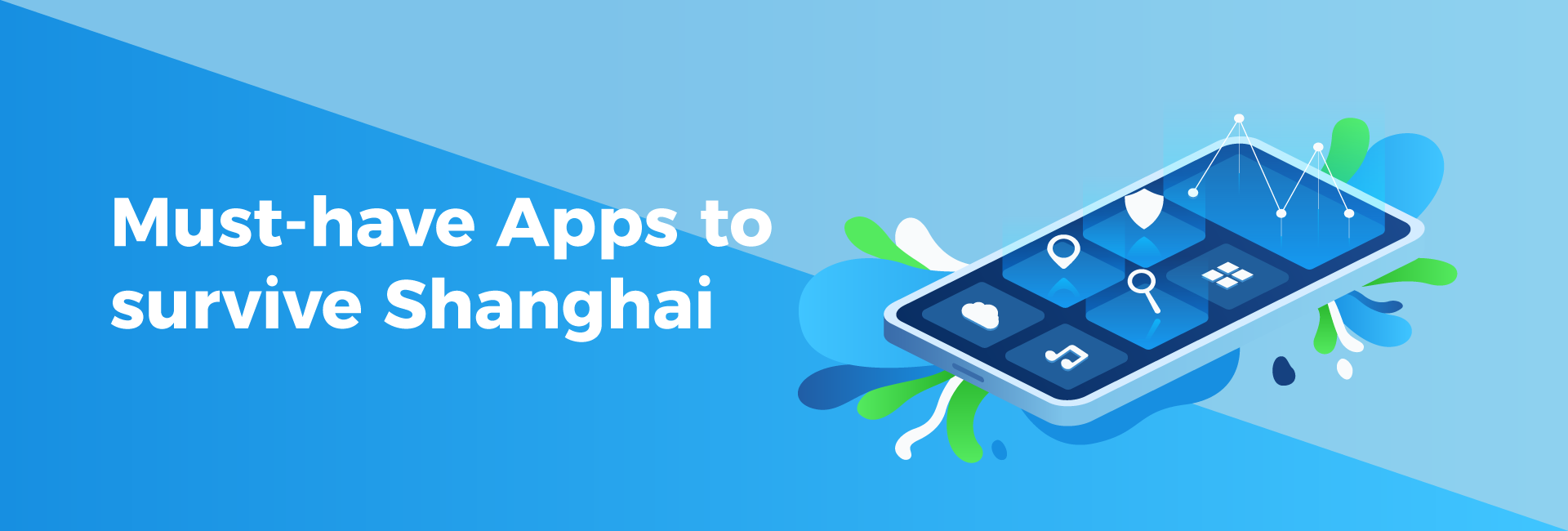 The Essential Apps to Survive in Shanghai as an Expat in 2019