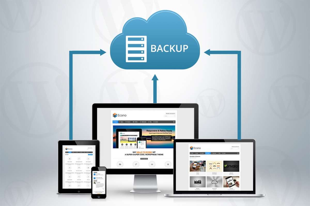 How To Backup Your website And Why It Is Important | QPSOFTWARE