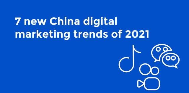 Digital Marketing Trends China