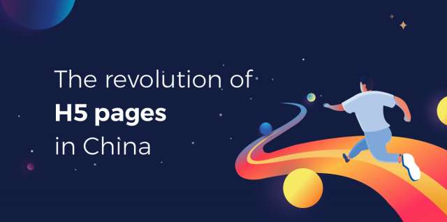The Revolution of H5 Pages in China