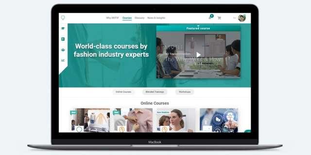 Motif - Fashion E-learning
